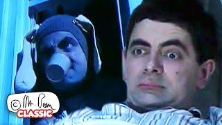 Can't SLEEP | Mr Bean Funny Clips | Classic Mr Bean