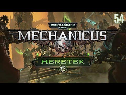 Warhammer 40,000: Mechanicus | Heretek DLC - Campaign #54 | NEUTRAL ENDING: PETTY INDULGENCE |
