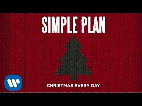 Simple Plan - Christmas Everyday (Official Audio)