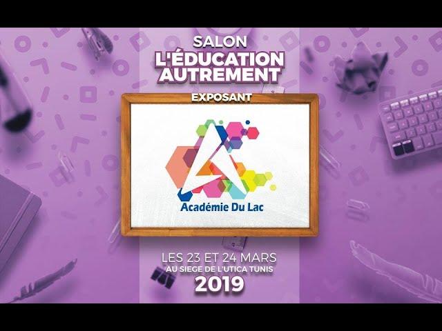 L'académie du Lac et Collège du Lac : participation au salon l'éducation autrement 2019