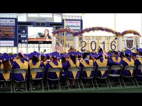 San Benito High School Commencement Ceremony