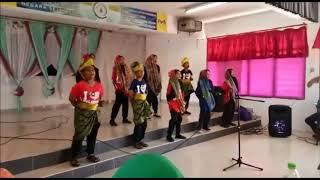 Download Video Koir Suara Mas SKSC - Dirgahayu Tanah Airku. MP3 3GP MP4