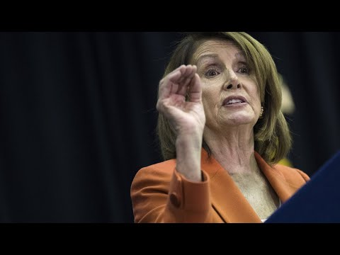 pelosi-holds-weekly-news-conference