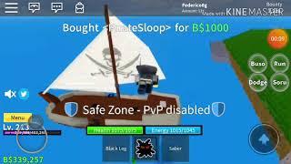 Roblox Blox Piece Nouvelle île sous-marine