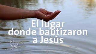 El lugar donde bautizaron a Jesús | Jordania #13