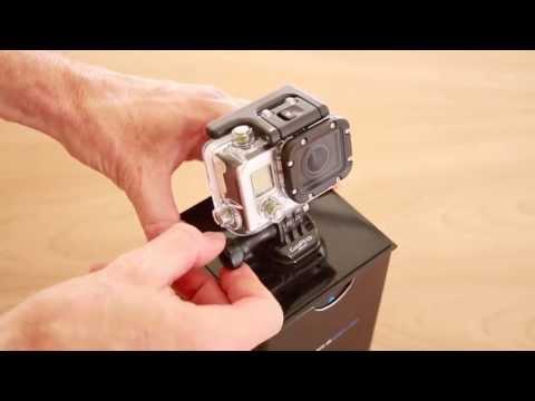 GoPro Hero 3 Unboxing and Setup