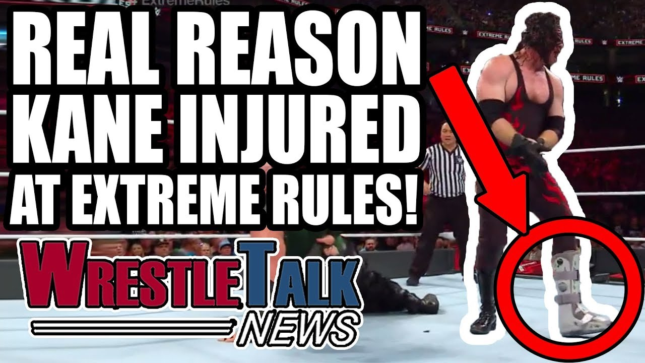 wwe-team-breaking-up-real-reason-kane-injured-at-wwe-extreme-rules-wrestletalk-news-july-2018