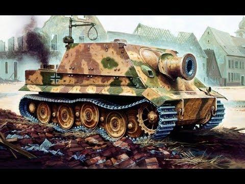 Гайд по Sturmtiger в Ground War Tanks