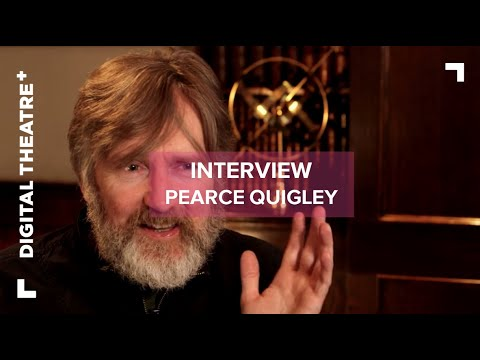 Pearce Quigley - Interview | Shakespeare Clowns | Digital Theatre+