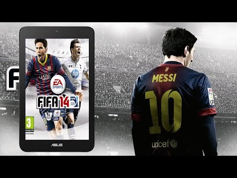 "Asus Vivotab Note 8 Gaming \ FIFA 2014 PC (""Atom Z3740"")"