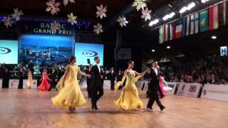 WDSF Youth Open ST championship. 14 final.
