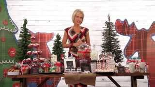 Christmas Party Ideas - Hot Chocolate Bar - Candy Buffet Supplies