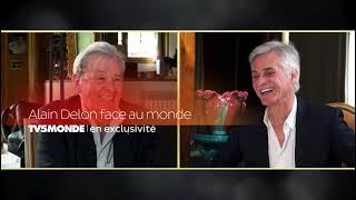 """Coronavirus, Joe Biden, le """"phénomène Raoult""""... Alain Delon sans concession face au monde"""