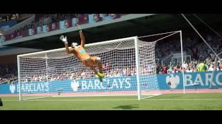 FIFA 15 - Next-Gen Goalkeepers Gameplay Trailer [EN]