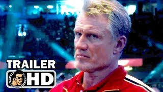 CREED 2 Trailer #2 (2018) Michael B. Jordan, Sylvester Stallone Movie