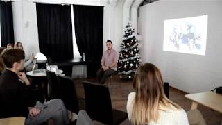 Лекторий с Андреем Борисовы
