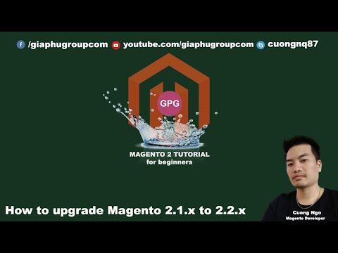 How to Upgrade Magento 2.x