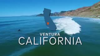 캘리포니아주 대표 로드 트립: 벤투라의 한가로운 해안 즐기기