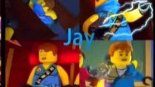 Ninjago Jay tribute Fly By II