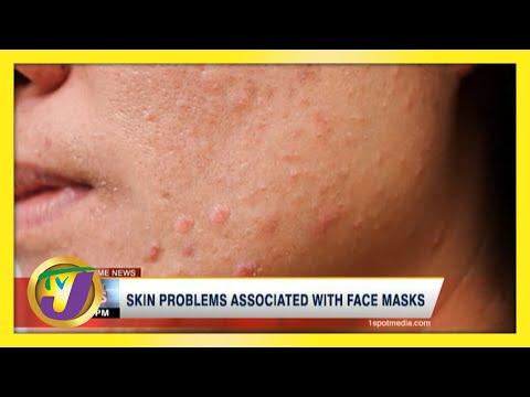 Face Mask Skin Care   TVJ News - June 2 2021