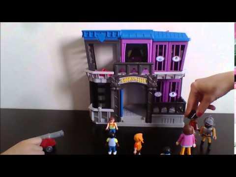 Playmobil Gotham City Pirates