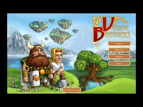 Play Viking Brothers Level 3 with Gma |