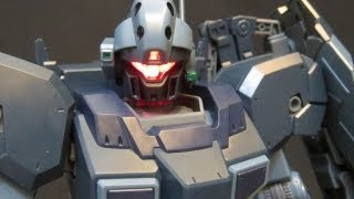Baixar MG Jesta review (4: MS) Gundam Unicorn Londo Bell Tri-Stars Gunpla plastic model ガンプラ