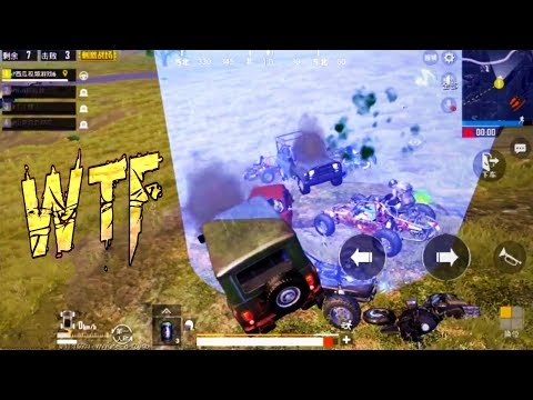 PUBG MOBILE FUNNY And WTF MOMENTS   Unlucky Moments   Epic Moments   Tips And Trick   Gaming Motion