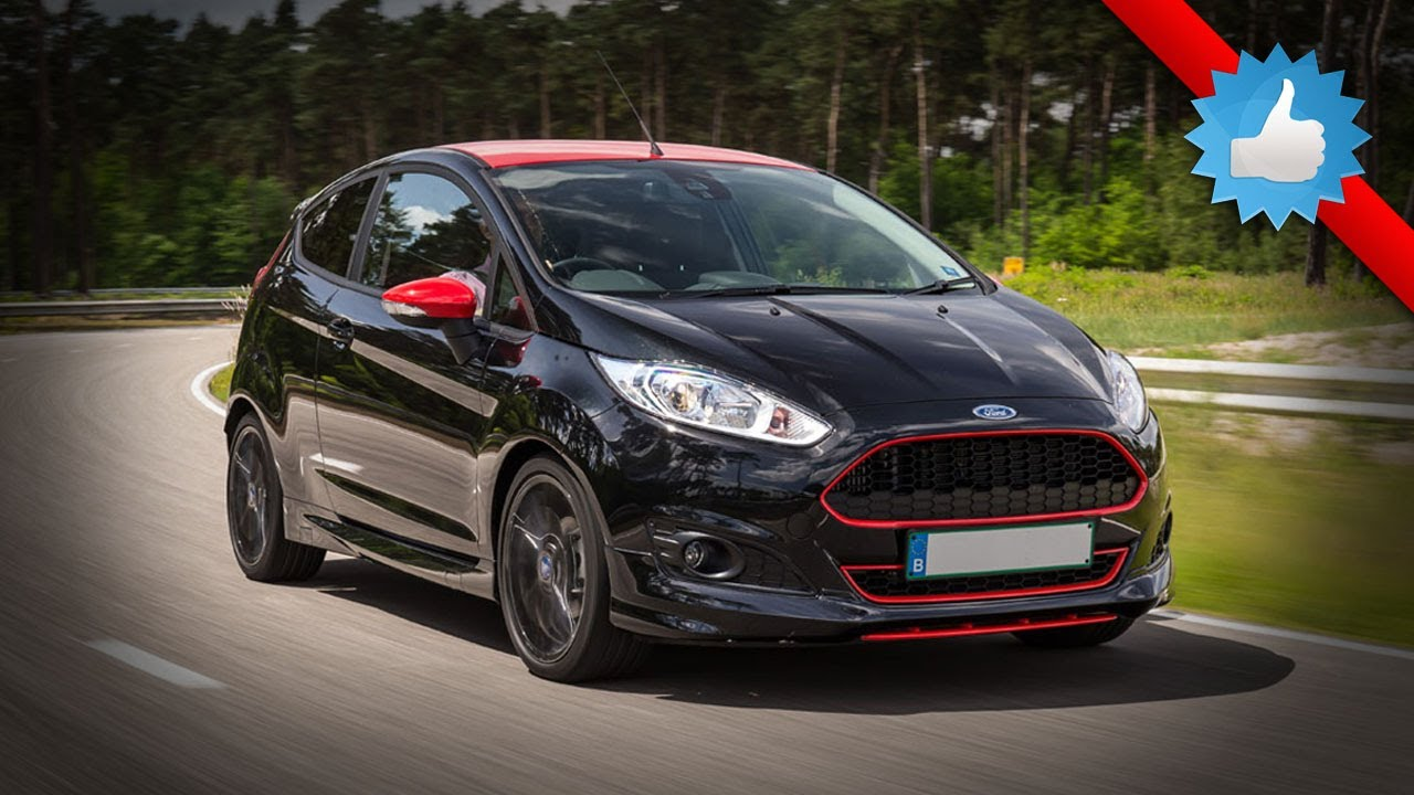 2014 ford fiesta zetec s red and black edition 138bhp youtube. Black Bedroom Furniture Sets. Home Design Ideas