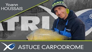 *** Coup & Feeder Matrix Fishing TV *** ASTUCES CARPODROME