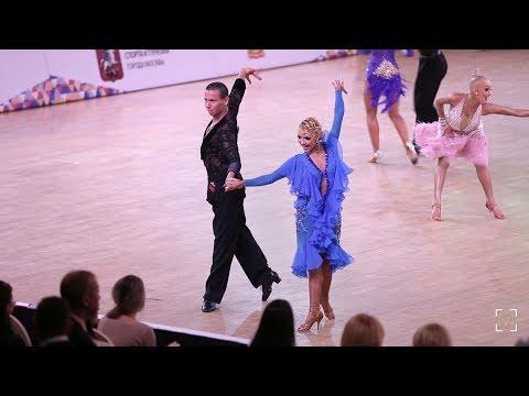Armen Tsaturyan - Svetlana Gudyno | Russian Championship Latin 2018 - SF C