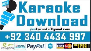 Ab Ke Hum Bichre To Shayad Kabhi Khwabon   Mehdi Hassan Karaoke Mp3