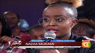 Nadia Mukami: Kenyan artistes don't support their own #10Over10