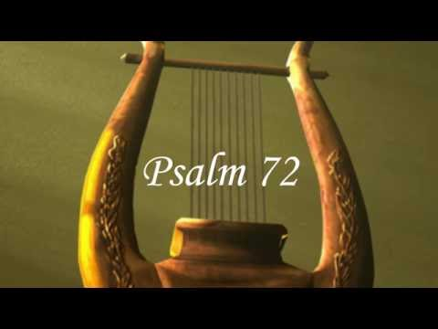 Second Coming Psalms ---- Psalm 72