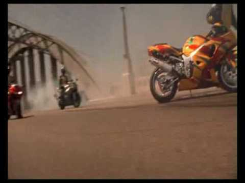 Biker Boyz -  Wheely & Burnout....