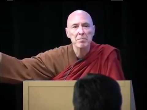 Ven. Bhikkhu Bodhi is an American Buddhist monk from New York City.