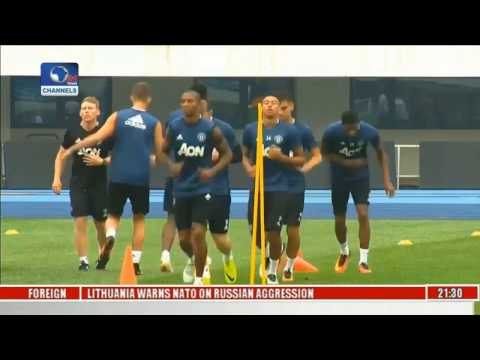 Sports Tonight: Focus On 2018 FIFA W.Cup Qualifying Matches In Europe & S.America Pt.1