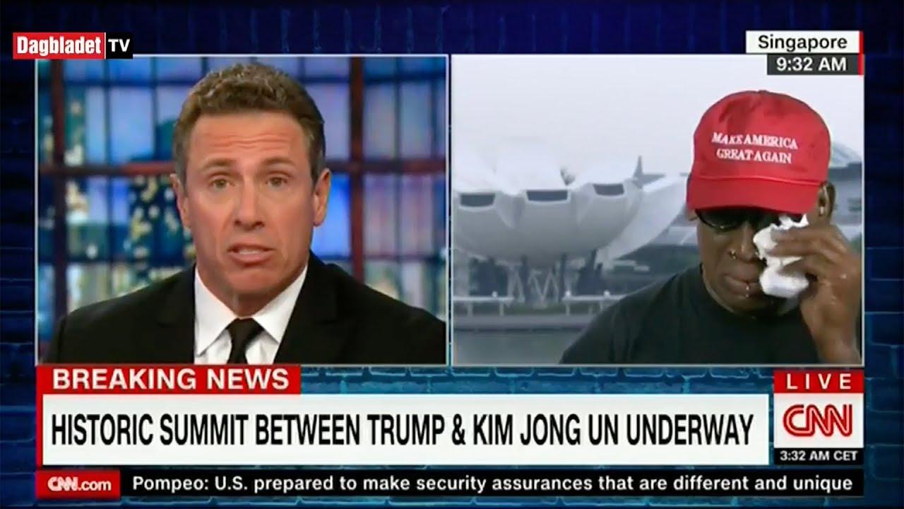 Dennis Rodman: Slik er Kim Jong-un privat