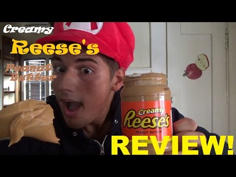Creamy Reese's Peanut Butter Review.