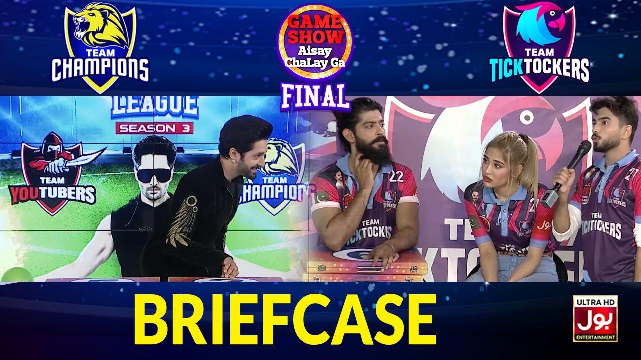 Download Briefcase Segment   Game Show Aisay Chalay Ga League Season 3   Grand Finale   Danish Taimoor Show