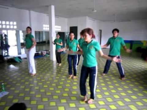 Lớp hướng dẫn viên aerobic mầm non (nhóm 5)