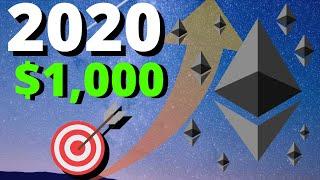 INSANE!! $1000 ETHEREUM PUMP SOON!! 3 BULLISH REASONS WHY!!