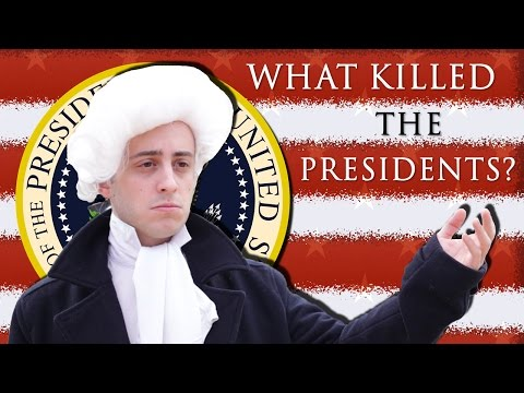 What Killed The Presidents? (Part 1 Of 3)
