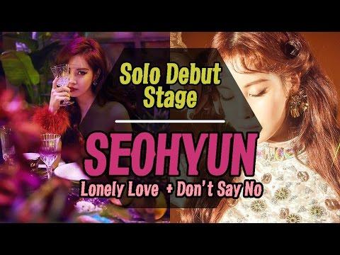 Show Music Core Live ★ Solo Debut : SEOHYUN / Comeback : NIEL, CLC 20170121