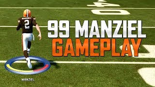 MUT 25 | 99 Johnny Manziel Gameplay! | Golden Ticket Luck Giveaway