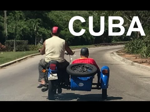 Travelling to the Cuba you can't see 2017