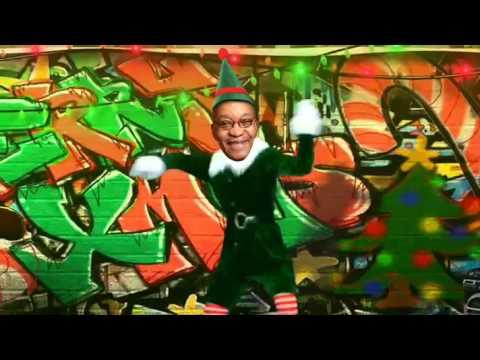 Jacob zuma does Christmas gangnam style