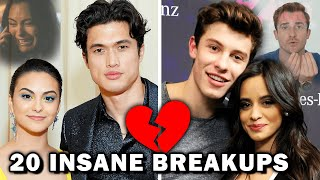 CRAZIEST Celebrity Breakups of 2019