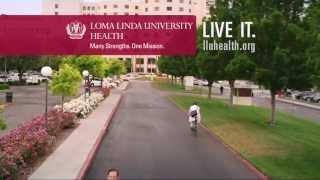 Loma Linda University Health - Live It. Television Ad 2013