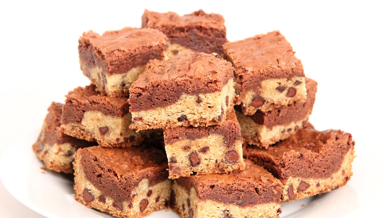 cookie dough brownies recipe laura vitale laura in the laura in the kitchen recipes laura in the kitchen biscotti